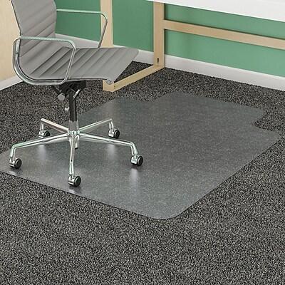 SuperMat™ Studded Beveled Mat for Medium Pile Carpet, 36 x 48