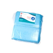 "Dynarex 1341 Disposable Underpads 17"" x 24"", 300/Pack"