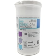 Cidex 20392 OPA Solution Test Strips, 60/Pack