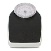 Reliance Medical 3051 Reliquip Imperial/Metric Analog Face Non-Slip Medical Grade Personal Scale