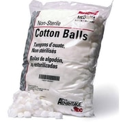 Pro Advantage P159025 Cotton Balls, Medium, 4000/Pack