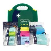 Reliance Medical RELONT2A Ontario Level 2 First Aid Kit in Wall Mountable Container, 6-15 Workers