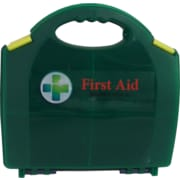 Reliance Medical RELCSA203 CSA Type 2 Basic Small First Aid Stylish Wall Mount Kit, 2-25 Workers
