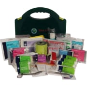 Reliance Medical RELCSA3008 CSA Type 3 Intermediate Small First Aid Kit, Contained in Durable Pouch, 2-25 Workers