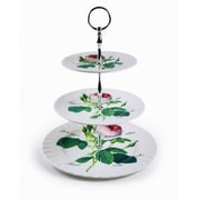 Roy Kirkham Redoute Rose 3 Tier Cake Stand