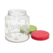 Euro Cuisine GY85 2 QT Glass Jar for Yogurt Maker, Clear