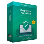 Kaspersky Anti-Virus 2019, 3-User, For Window PC