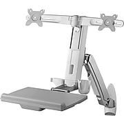 Amer Mounts AMR2AWS Wall Mount for Monitor, Keyboard, Mouse