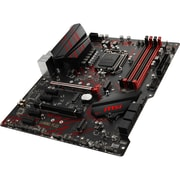 MSI MPG Z390 GAMING PLUS Desktop Motherboard, Intel Chipset, Socket H4 LGA-1151