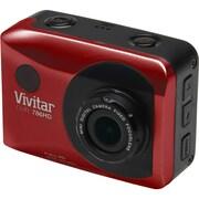 Vivitar DVR786HD 12.1MP 1080P Action Camera Red