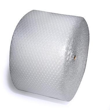 Rouleaux de film à bulles recyclé pour calage, remplissage de vide, 24 po x 250 pi
