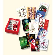 MillBrook Xmas 40 Count Value Greeting Cr (99732)
