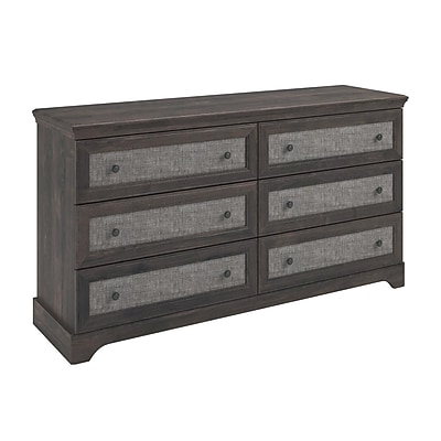 Cosco Applegate Storage Chest with 6 Fabric Bins, Enchanted Pine (5886218P)