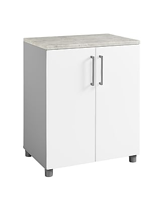 SystemBuild Latitude Wall Cabinet, Gray (7473408)