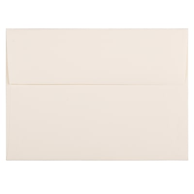 JAM Paper® A7 Invitation Envelopes, 5.25