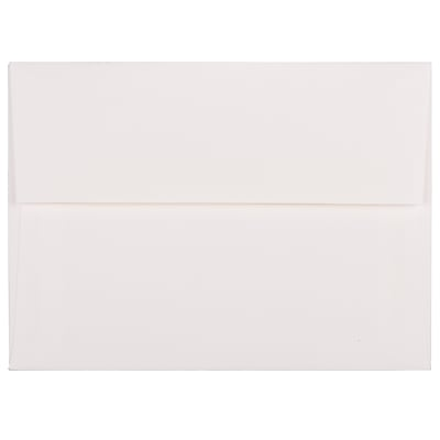 JAM Paper® A6 Invitation Envelopes, 4.75