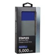 Staples Bloc-pile Slim 5000 mAh (53060SC)