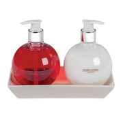Pure Passion Hand Soap & Lotion Set, Cranberry