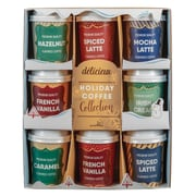 8-Piece Holiday Hot Chocolate and 8-Piece Holiday Coffee Collection
