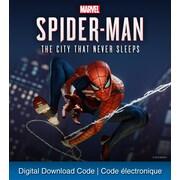 PS4 – Jeu Marvel's Spider-Man : La ville qui ne dort jamais [télécommande]