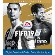 PS4 – Jeu FIFA 19 Édition Ultimate (post lancement) [téléchargement]