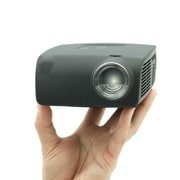 AAXA 400-Lumen S1 Mini DLP Projector for Nintendo Switch with 180 Minutes Battery and USB-C Video Input