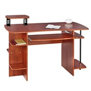 HDL KB-11-4822 Kochab Series Computer Desk with Keyboard, Cherry