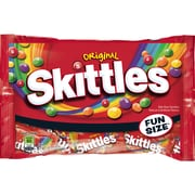 Skittles Original Fun Size Candy Bag, 10.72 oz (WMW24581)