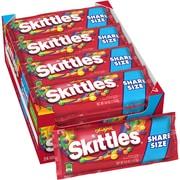 Skittles Original Candy, 4 oz, 24 Share Size Packs (MMM04460)