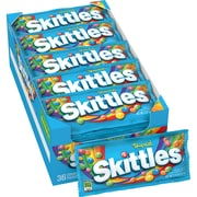 Skittles Tropical Candy, 2.17 oz, Pack of 36 (209-00175)