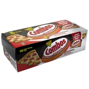 COMBOS Pepperoni Pizza Cracker Baked Snacks 1.8oz Bag (Pack of 18) (209-00410)
