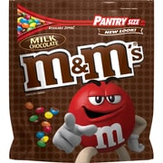 M&M'S Milk Chocolate Candy, 56 oz Resealable Bag (209-00059)