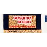 Sesame Snaps – 35 g, paq./24