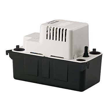Little Giant VCMA-15ULS 115-Volt Condensate Removal Pump with Safety Switch