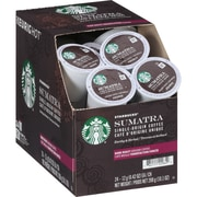 Starbucks Coffee K-Cup, Sumatra, Dark, 24 Each