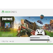 Xbox One S – Ensemble console de 1 To avec jeu Fortnite