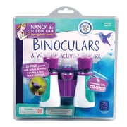 Educational Insights - Journal d'activités Binoculars And Wildlife Nancy B's Science Club