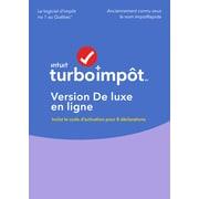 TurboTax Standard 2018, French, Windows [Download]