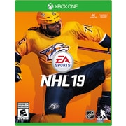 Xbox One – Jeu NHL 19