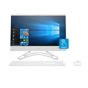 HP-PC de table tout-en-un 3LB97AA#ABL, 2,6 GHz AMD A6-9225, DD 1 To, 8 Go DDR4-2133 SDRAM, Windows 10 Famille