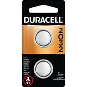 Duracell® 2032 3V Lithium Battery, 2/Pack