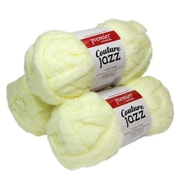 Premier Couture Jazz Yarn, 100g/Ball, 3/Pack