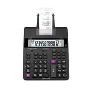 Casio Calculatrice de table HR-200RC avec fonction vérifier et modifier 150 étapes