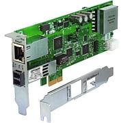 Transition Networks PCIe Gigabit Ethernet Fiber Network Interface Card With PoE+