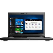 "Lenovo ThinkPad P52 20M9 15.6"" Notebook, Intel i7, 16GB Memory, Windows 10 Professional (20M9000LUS)"