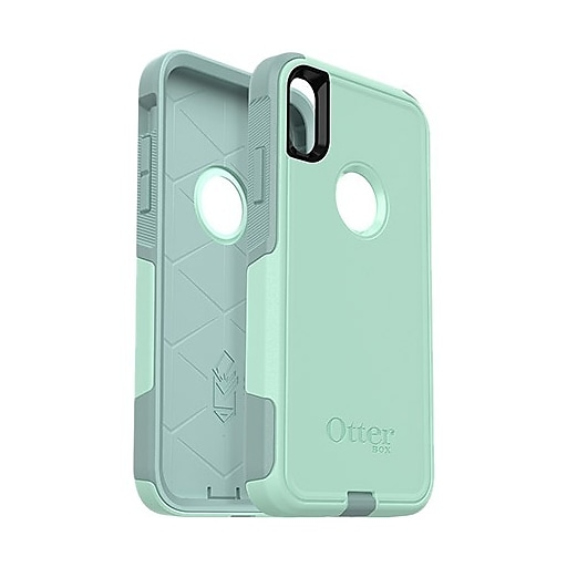premium selection 351a4 a673a OtterBox Commuter Case For iPhone XR, Ocean Way