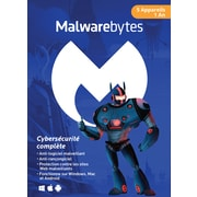 Malwarebytes Premium Anti-Malware for Multiple Devices, 5-Devices