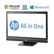 HP - PC de table tout-en-un ELITE 8300 remis à neuf, Intel Core i5 3470 3,2 GHz, DD 1 To, DDR3 8 Go, Windows 10 Pro