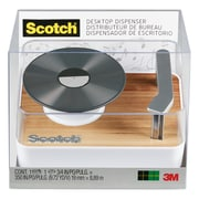 Scotch Record Player Novelty Tape Dispenser (C45-RECORD)