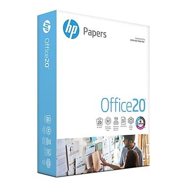 HP® Office Copy Paper, 20 lb., 8-1/2